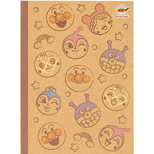 (Anpanman Mini-Notebook (Free) š Smile Plus š)