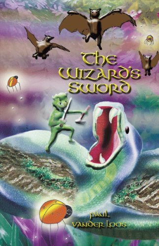 Book: The Wizard's Sword by Paul Vander Loos