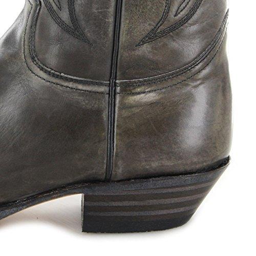 Sendra Boots Stiefel 2073 / Sendra Boots Cowboystiefel / Sendra Boots Westernstiefel Olimpia Antracita
