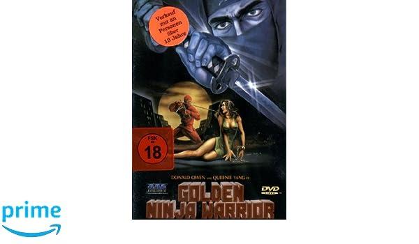 Golden Ninja Warrior [Alemania] [DVD]: Amazon.es: Donald ...