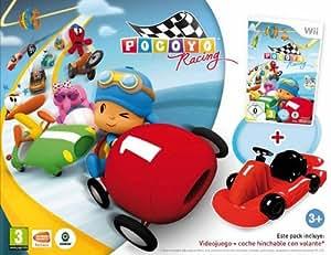 Pocoyo Racing y Coche Inflable