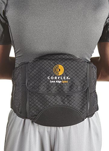 Corflex Lace Align Lumbar Orthosis (LO) - Large/X-Large by Corflex (Image #1)