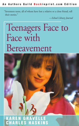 Teenagers Face to Face with Bereavement