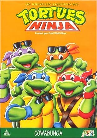 Amazon.com: Tortues Ninja : Cowabunga: Movies & TV