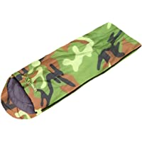 TurnerMAX Sac de couchage d'extérieur multifonction pour adulte ou enfant - 1 personne - Activités de plein air/Randonnée/Camping - Housse étanche zippée compressée
