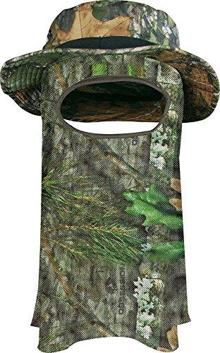 Ol' Tom Technical Turkey Gear Big Bog Boonie Hat Mossy Oak Obsession (X-Large)