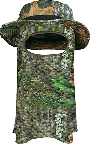 Ol' Tom Technical Turkey Gear Big Bog Boonie Hat Mossy Oak Obsession (Large)