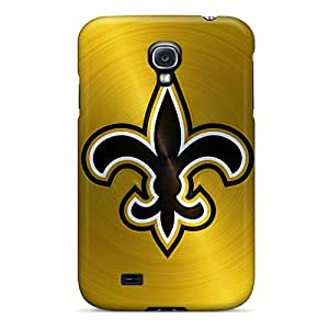 Galaxy Case - Tpu Case Protective For Galaxy S4- New Orleans Saints