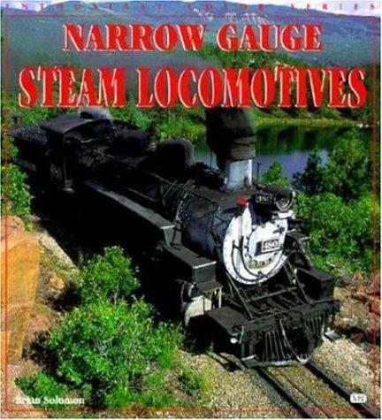 Narrow Gauge Steam Locomotives (Enthusiast Color)