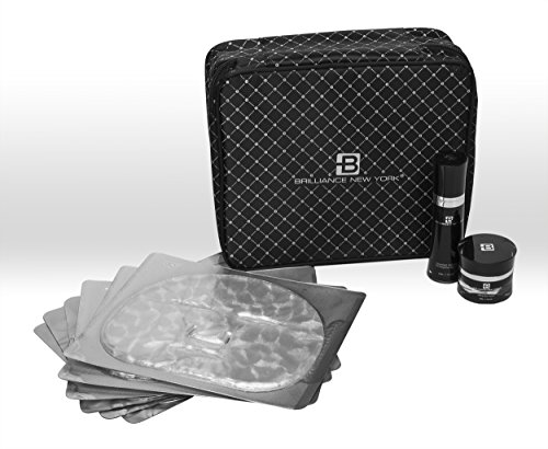 Caviar Diamond - Brilliance New York Women's Caviar & Diamond 4-Piece Gift Set