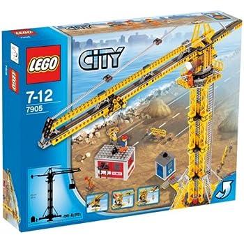 Amazon.com: LEGO City Building Crane: Toys & Games