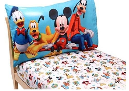 Mickey Toddler Bedding 2 Piece Pillowcase