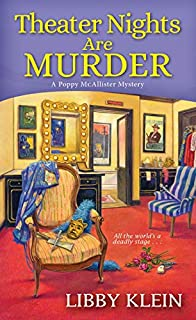 Book Cover: Theater Nights Are Murder