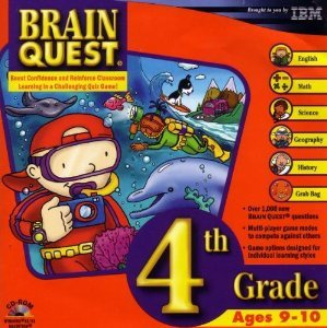 Price comparison product image Brain Quest 4th Grade