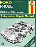 Ford Probe, 1989-1992, Mike Stubblefield and John Haynes, 1563920891