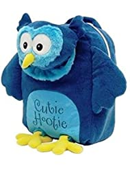 Laid Back Cutie Hootie Owl Snuggle Backpack