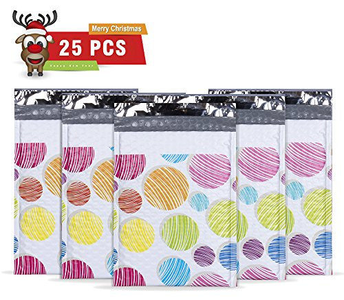 Poly Bubble Mailers Bags - 8