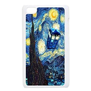 iPod Touch 4 Phone Case White Doctor Who WQ5RT7527275