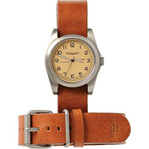 Bertucci Desert Stone Titanium Heritage Watch | Scotch Ve...