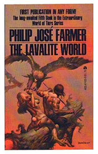 book cover of The Lavalite World