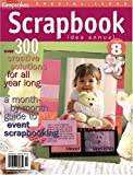 Creating Keepsakes Scrapbook Idea Book 9781929180707