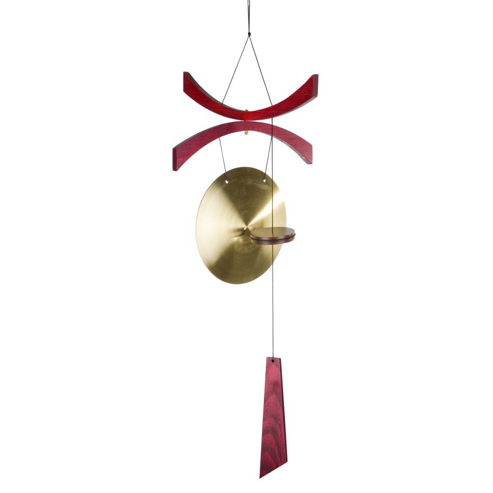 Woodstock Chimes DCWG Encore Wind Gong, Bronze