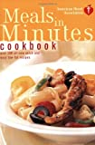 American Heart Association Meals in Minutes Cookbook, American Heart Association Staff, 0609809776