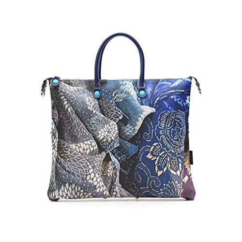 Gabs G3 Studio handbag flat trasformable multicolor