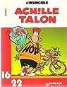 Achille Talon, volume 08 : L'Invincible Achille Talon par Greg