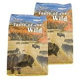 Taste of the Wild Bison 60lb (2x30lb)