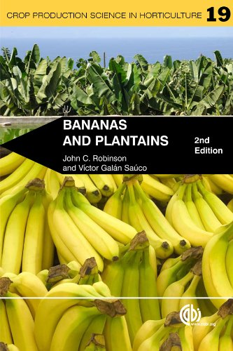 (Bananas and Plantains (Crop Production Science in Horticulture Book 19))