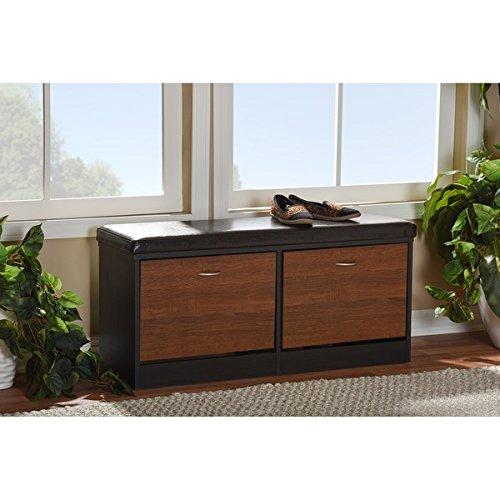 expresso storage bench - 2
