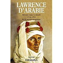 Révolte dans le désert (BIBLIOMNIBUS) (French Edition)
