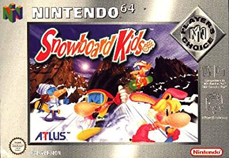 Snowboard Kids N64 Amazoncouk Pc Video Games