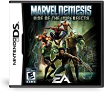 marvel nemesis rise of the imperfects nintendo ds