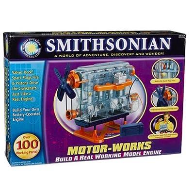 NSI Smithsonian Motor Works: Toys & Games