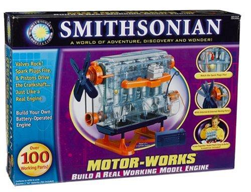 NSI 90805 Smithsonian Motor Works
