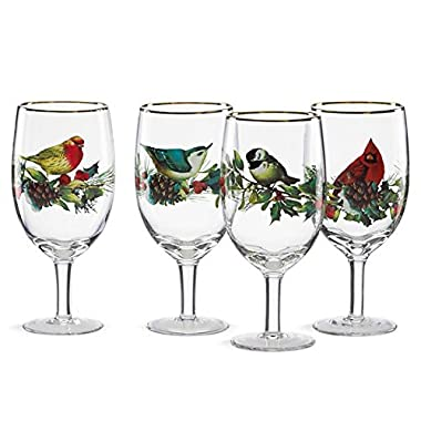 Lenox Winter Greetings Iced Beverage, Set of 4