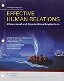 img - for Bundle: Effective Human Relations: Interpersonal And Organizational Applications, Loose-Leaf Version, 13th + LMS Integrated for MindTap Management, 1 term (6 months) Printed Access Card book / textbook / text book