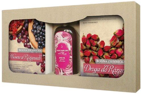 Pakiet Rózany: Droga do Rózan i Wiosna w Rózanach