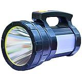Best Marine Flashlights - Odear Handheld Spotlight Super Bright 8000 Lumens Portable Review
