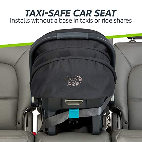 Baby Jogger City Mini GT2 Travel System, Slate
