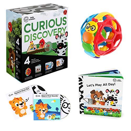 (Baby Einstein Curiosity Experience Box)