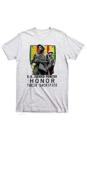 Amazon.com: Rancid Nation Memorial Day - Camiseta militar ...