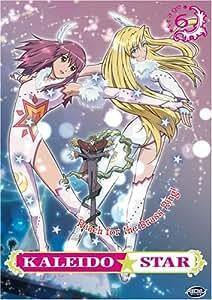 Kaleido Star: V.6 Reach for the Brass Ring! (ep.23-26)