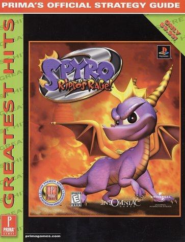 Spyro 2 : Ripto's Rage: Prima's Official Strategy Guide ()