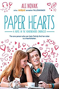 Paper Hearts (The Heartbreak Chronicles) by [Novak, Ali]