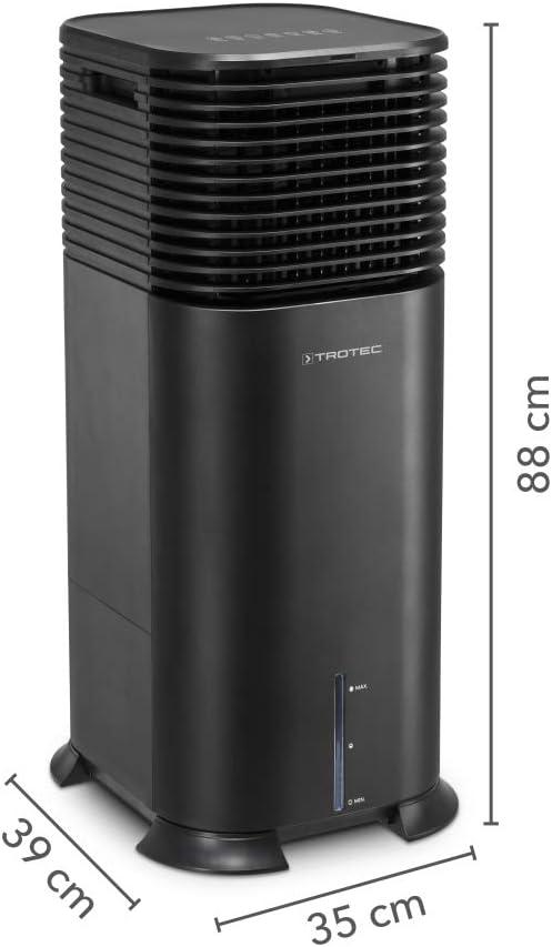 TROTEC Climatizador Air Cooler PAE 50 | Climatizador Evaporativo 4 ...