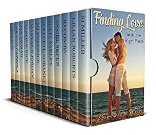 book cover of Finding Love In All The Right Places