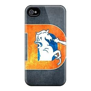 MEIMEIAwesome Design Denver Broncos 6 Hard Case Cover For Iphone 4/4sMEIMEI